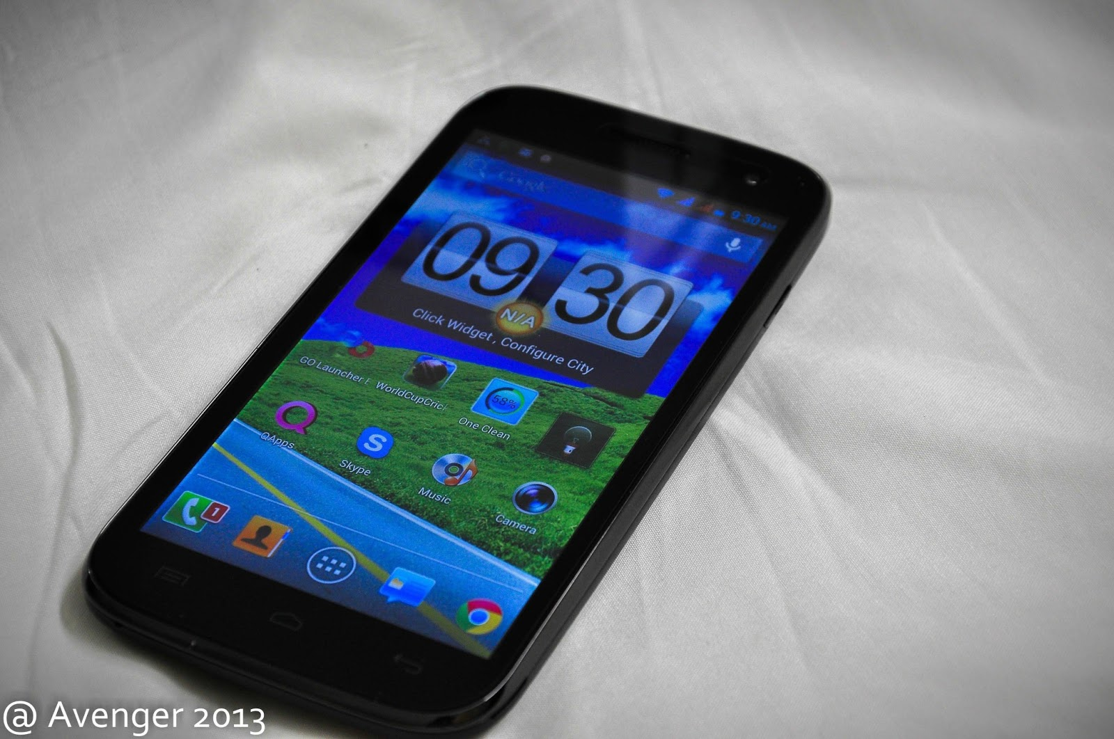 Q mobile a9000