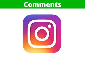 Jasa Tambah Komentar di Instagram IG (100 Comments)