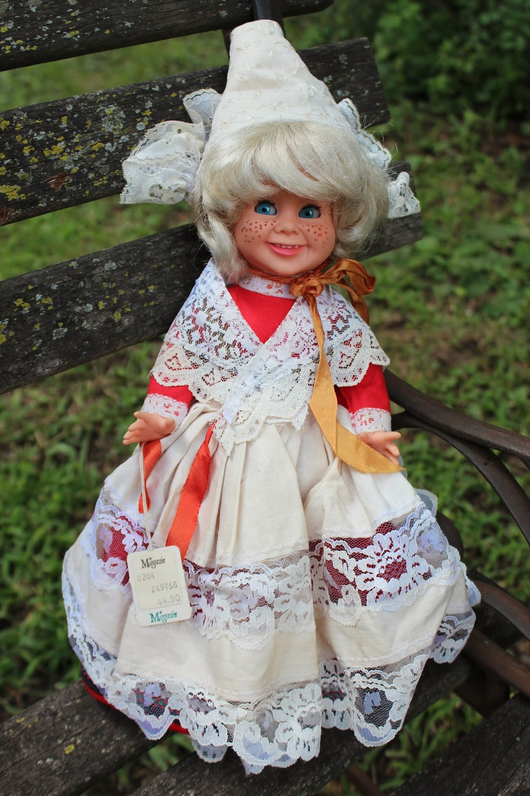 Planet Of The Dolls Doll A Day 194 Ratti Tjorven Doll