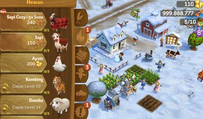 FarmVille 2: Country Escape v11.9.3285 MOD