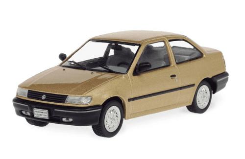 volkswagen Logus 1993, volkswagen collection, colección volkswagen méxico