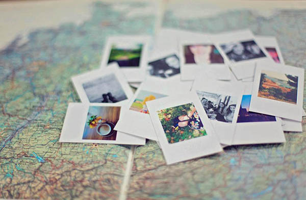 Ý tưởng để thực hiện với những bức ảnh trong kì nghỉ
