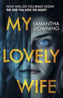 Book cover of My Lovely Wife by Samantha Downing