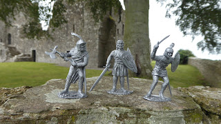 Toy soldiers and real battles: Knights