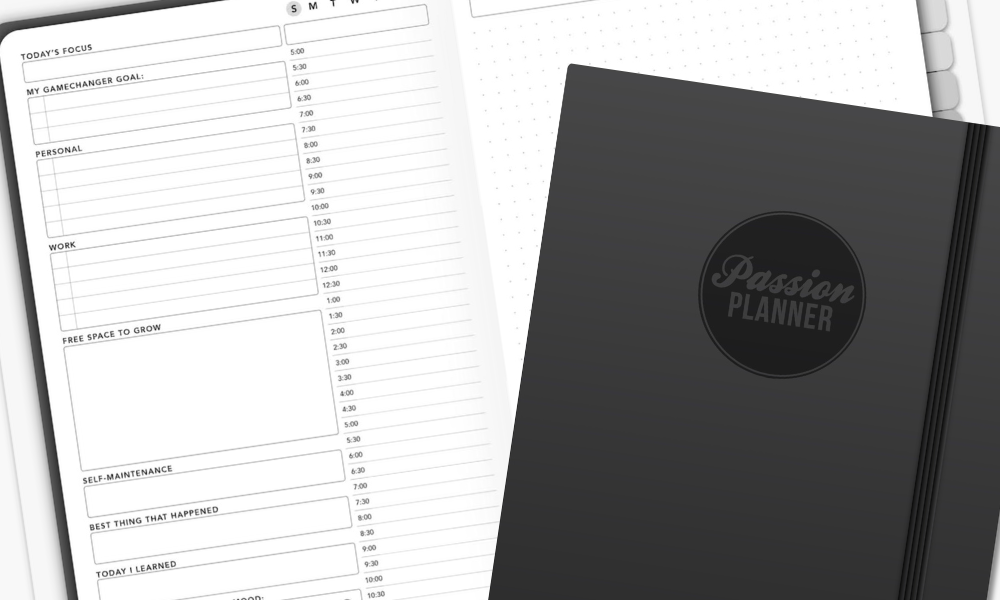 Is the passion planner digital daily worth it? Header image