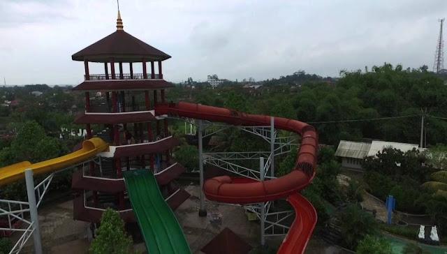 Harga Tiket Masuk TeeJay Waterpark Tasikmalaya Terbaru