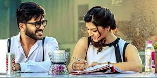 Mahanubhavudu Title Song Out