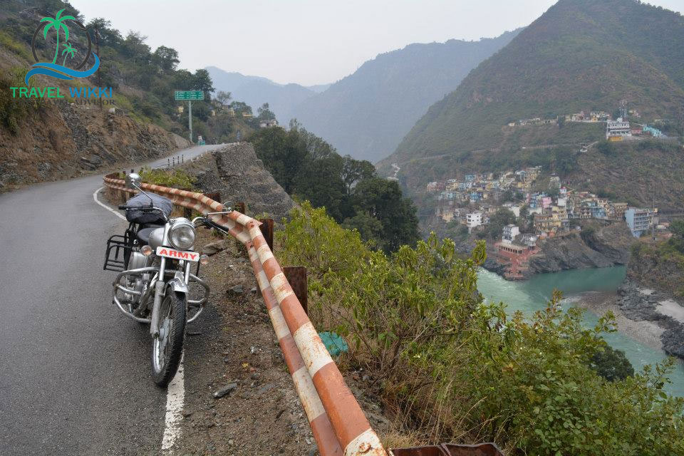 Delhi To Rishikesh bike trip