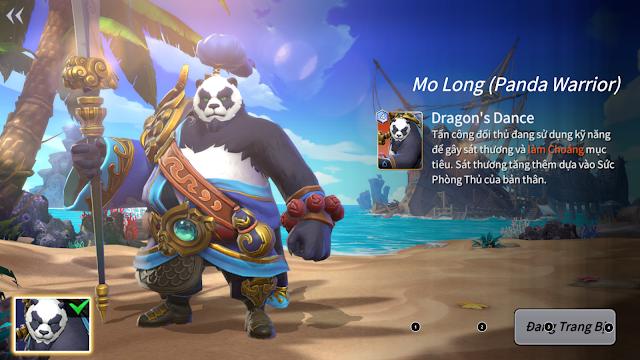 Mo Long