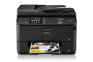 Epson WorkForce Pro WF-4630 Printer Driver Download
