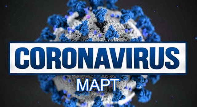 Коронавирус март
