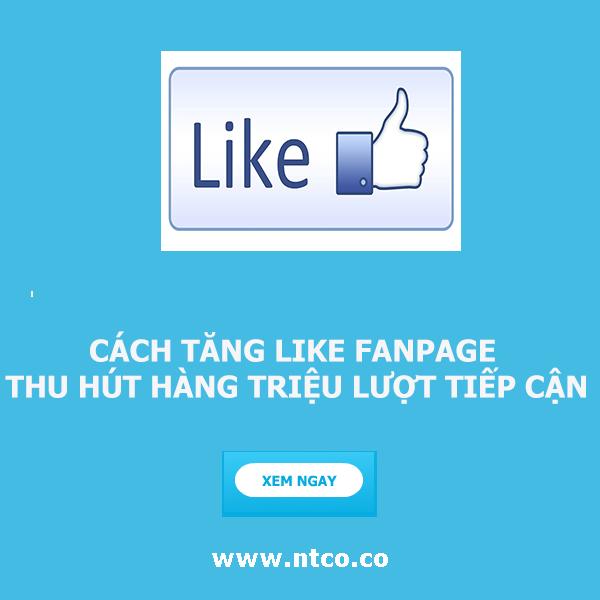 cach tang like fanpage thu hut hang trieu luot tiep can