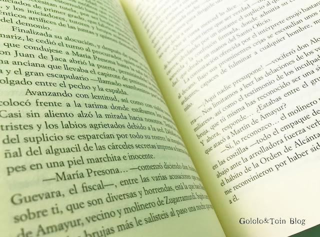 Novelas de las brujas de Zugarramurdi