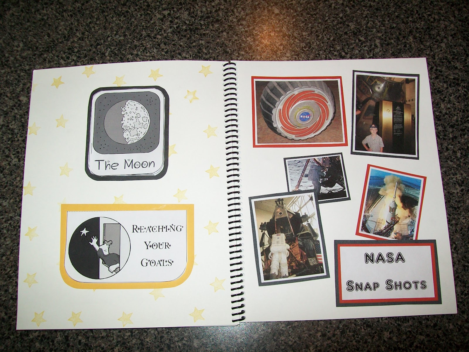 neil armstrong lapbook - photo #39