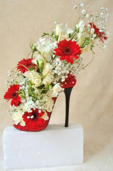 zapatos de tacn para centros de mesa y souvenirs para cumpleaos