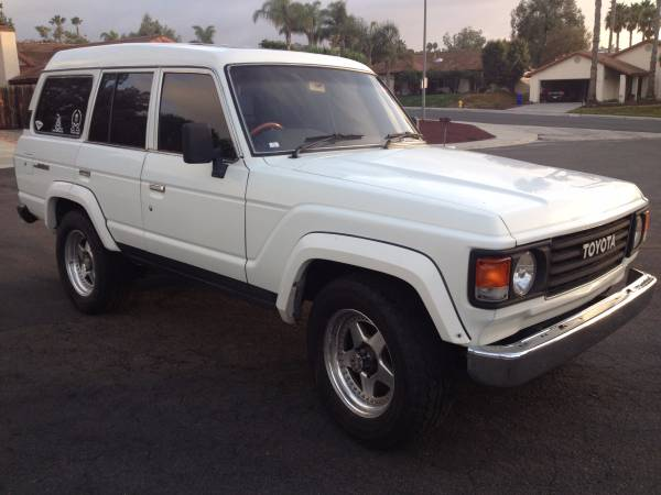1988 Toyota Land Cruiser HJ61 For Sale