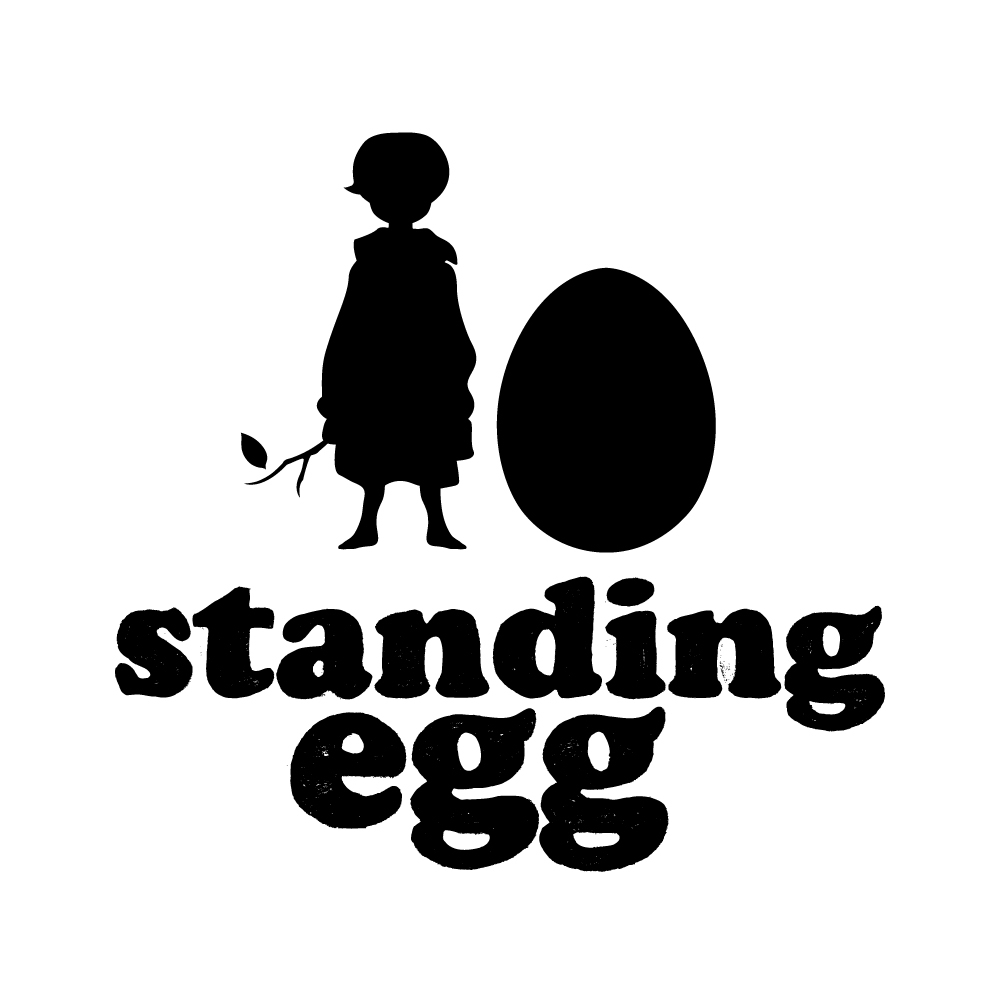 [Single] Standing Egg – Standing Egg