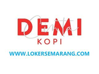 Lowongan Team Member Demi Cinta Kopi Semarang - Portal Info ...