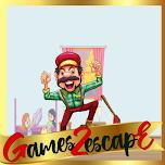 Games2Escape - G2E Wood Cutter Escape