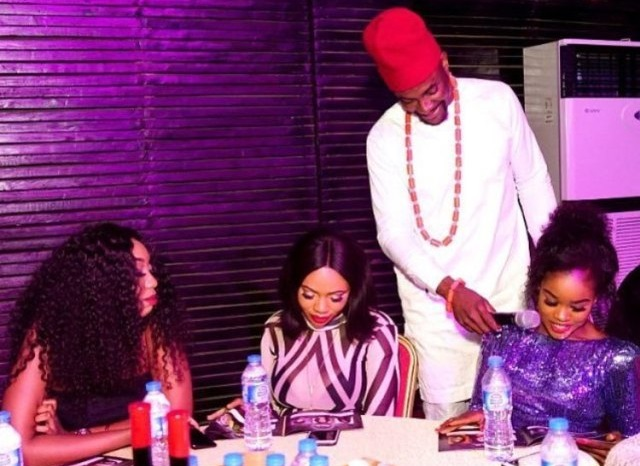 Did Ebuka Lie About Meeting CeeC First On BBNaija Show? Nigerians Leak Old Photos