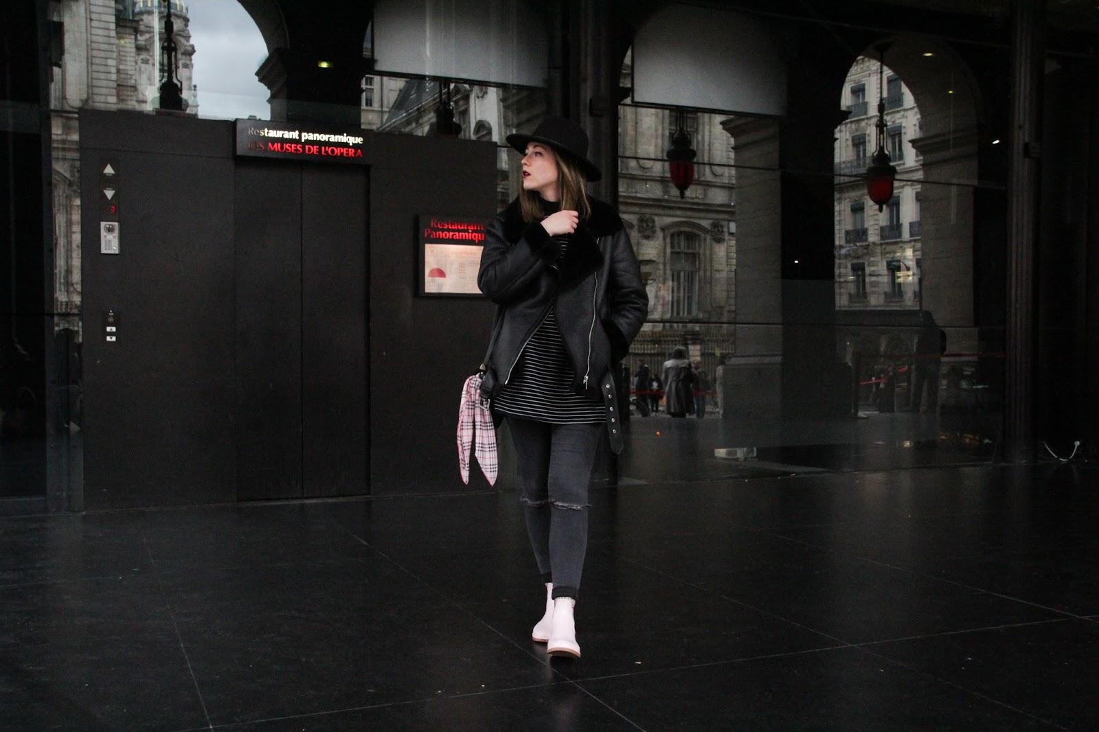 look Méduse blogueuse lyonnaise