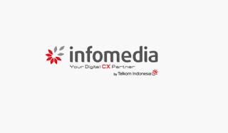 Lowongan Kerja D3 S1 PT Infomedia Nusantara (TELKOM GROUP) Besar Besaran Bulan April 2020