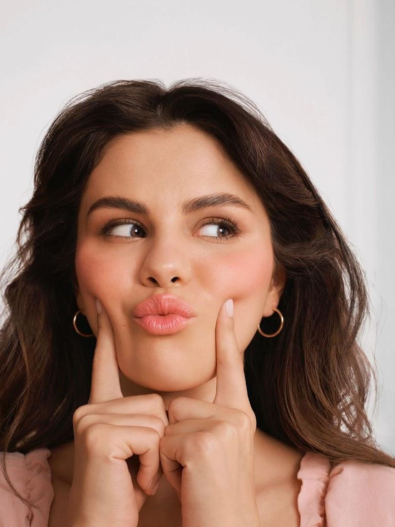 Selena Gomez  Rare Beauty Promos - 2020