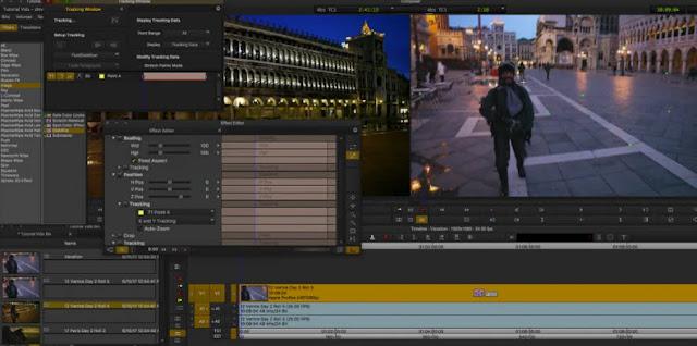 Avid Media Composer - Aplikasi Edit Video Vlog untuk Laptop Gratis
