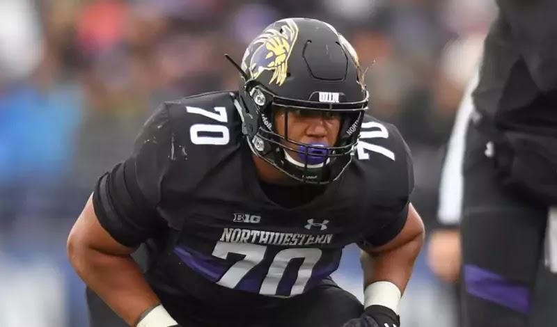Rashawn Slater NFL Draft 2021 Top Prospects