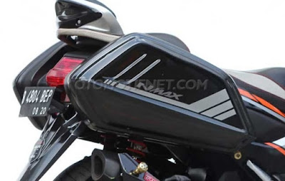 Modifikasi Yamaha NMAX Sporty