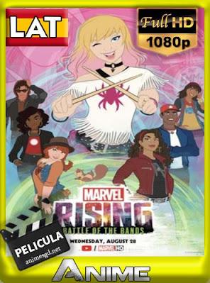 Marvel Rising: Battle of the Bands (2019) HD 1080p Latino [Google Drive] BerlinHD