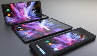 Το εντυπωσιακό κινητό της Samsung που ξεδιπλώνει (Βίντεο)