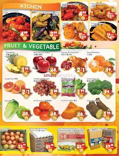 Ajax Foodmart Flyer January 6 – 12, 2017