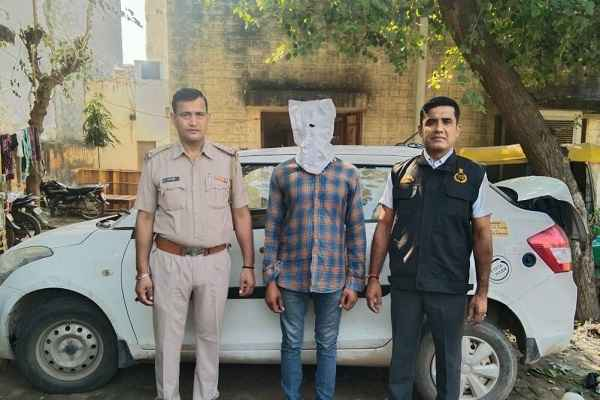 faridabad-crime-branch-sector-48-arrested-snatcher-irfan