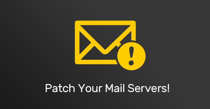 New Critical Exim Flaw Exposes Email Servers to Remote Attacks — Patch Released