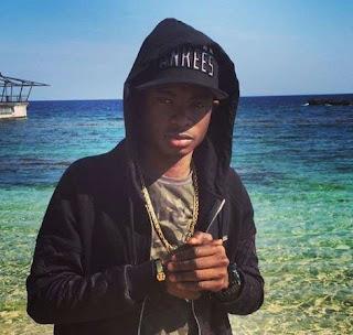 Lil Kesh Disclose His Relationship Status