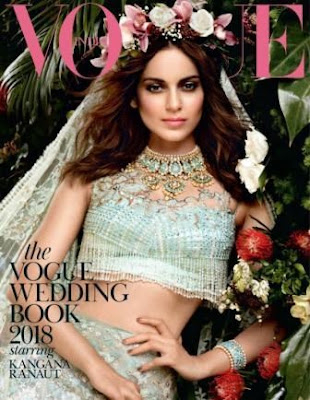 #instamag-kangana-ranaut-graces-vogue-wedding-book
