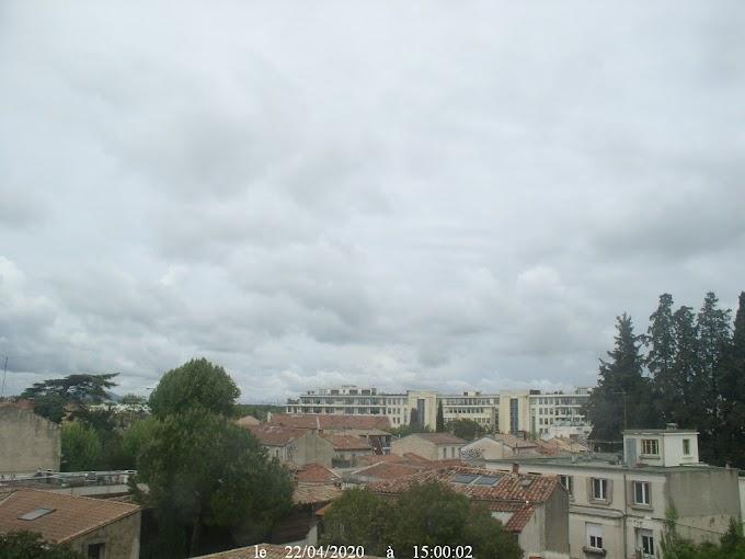 Jusqu'à 60 mm relevés à Saint-Jean-de-Védas