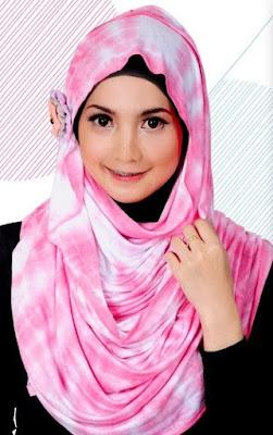 Contoh Model Jilbab Terbaru