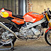 Laverda 750 Orange by Garage38