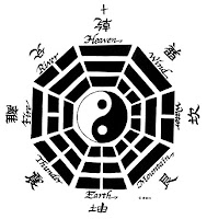 Bagua - Tao - I Ching - Book of Changes