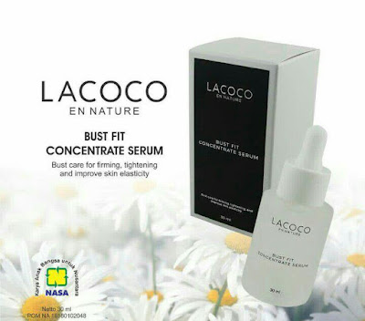 Lacoco Bust Fit Concentrate Serum Nasa