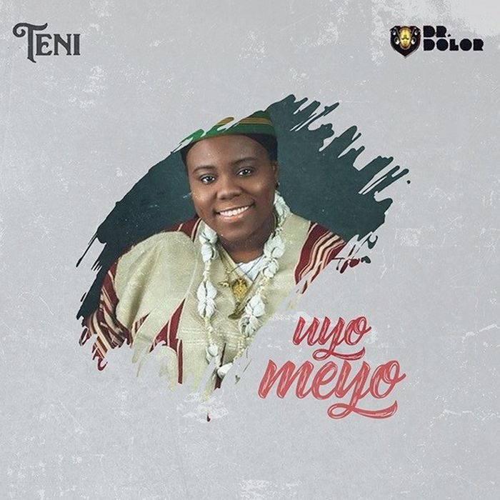 "Teni – Uyo Meyo || Star girl, Teni also known as Makanaki celebrates her birthday with a new single titled 'Uyo Meyo'. The new Afro-Pop banger 'Uyo Meyo' fused with wonderful rhythm of guitar serve as a birthday gift to all her fans globally. This new song is the complete version of the freestyle she posted on her graduation day. "" Uyo Meyo "" may be a thoughtful song of joy and hope. Happy Brithday Teni The Entertianer! However Teni has indeed had a stellar outing in 2018 with the release of smash hit songs. Listen ""Teni – Uyo Meyo"" below:-"