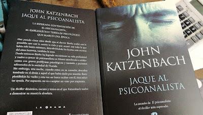 Jaque al Psicoanalista Katzenbach
