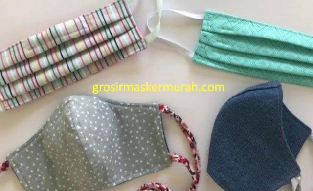 GROSIR MASKER MULUT MURAH
