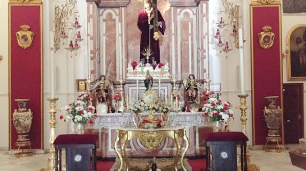 Horario e Itinerario de la Procesión del Corpus de Huelva
