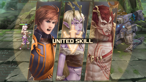 Azure Saga Pathfinder PC Game Free Download Screenshot 3