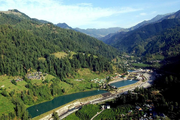 Places to visit in Mandi