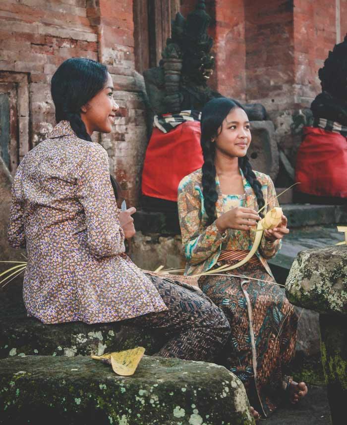 Tenganan Traditional Village Karangasem Bali