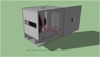 Skema Box HUPER SRP118SE custom